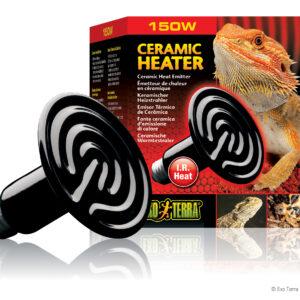 Ceramic Heater, KERAMISCHE WARMTESTRALER 150W