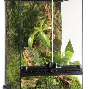 """Natural Terrarium Mini, GEAVANCEERD REPTIELENVERBLIJF Mini/Tall - 30 x 30 x 45 cm - 12"""" x 12"""" x 18"""""""