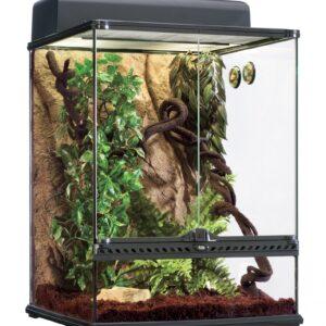 """Habitat Kit Rainforest, STARTERKIT REGENWOUD Medium - 45 x 45 x 60 cm - 18"""" x 18"""" x 24"""""""