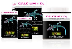 EX CALCIUM + VITAMINE D3 90GR