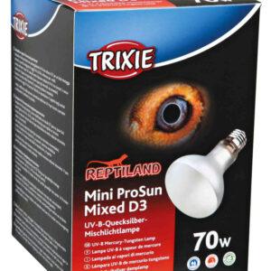 Mini ProSun Mixed D3, UV-B lamp, zelfstartend ø 80 x 108 mm, 70 W